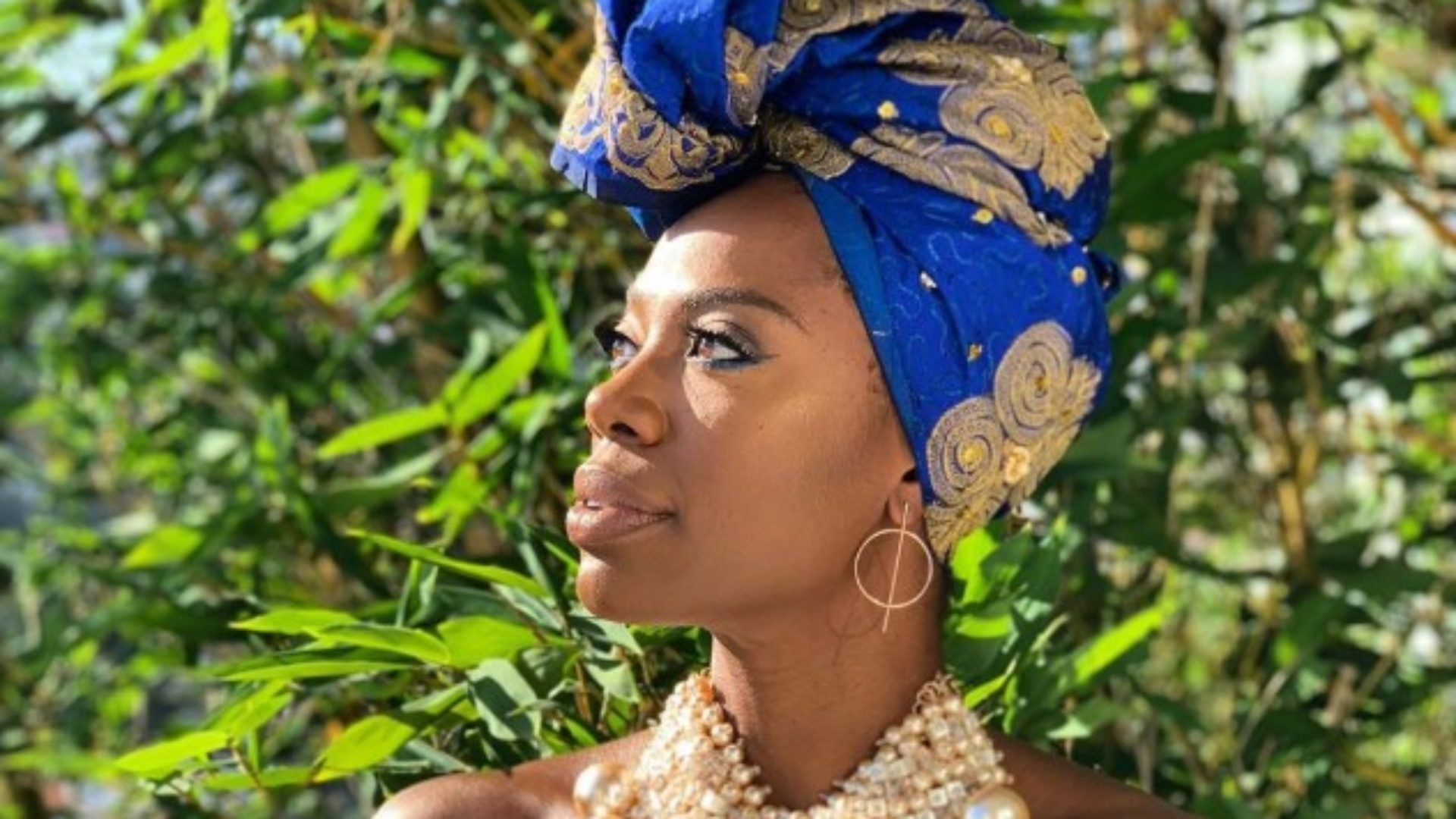 Celebrities Who Slayed In Head Wraps This Summer