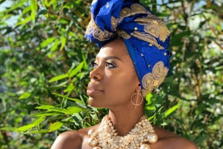 Headwraps Are A Summer Hair Do For These Celebrities