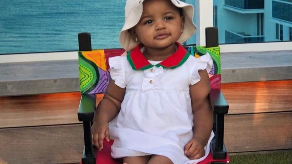 Cardi B Celebrates Daughter Kulture's Birthday