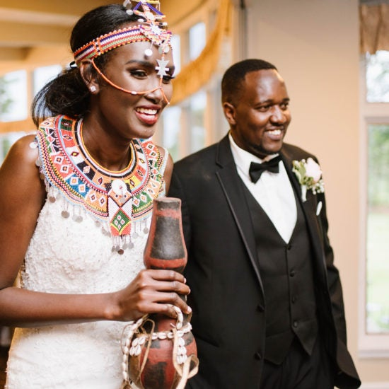Bridal Bliss: Viviana And Benson Brought The Culture And The Love On Their Wedding Day
