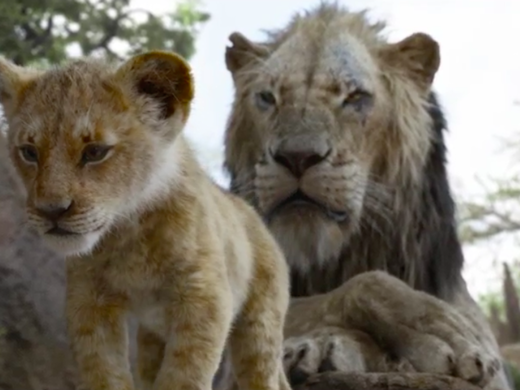 New Lion King Trailer Shows Simba Fighting For His Destiny