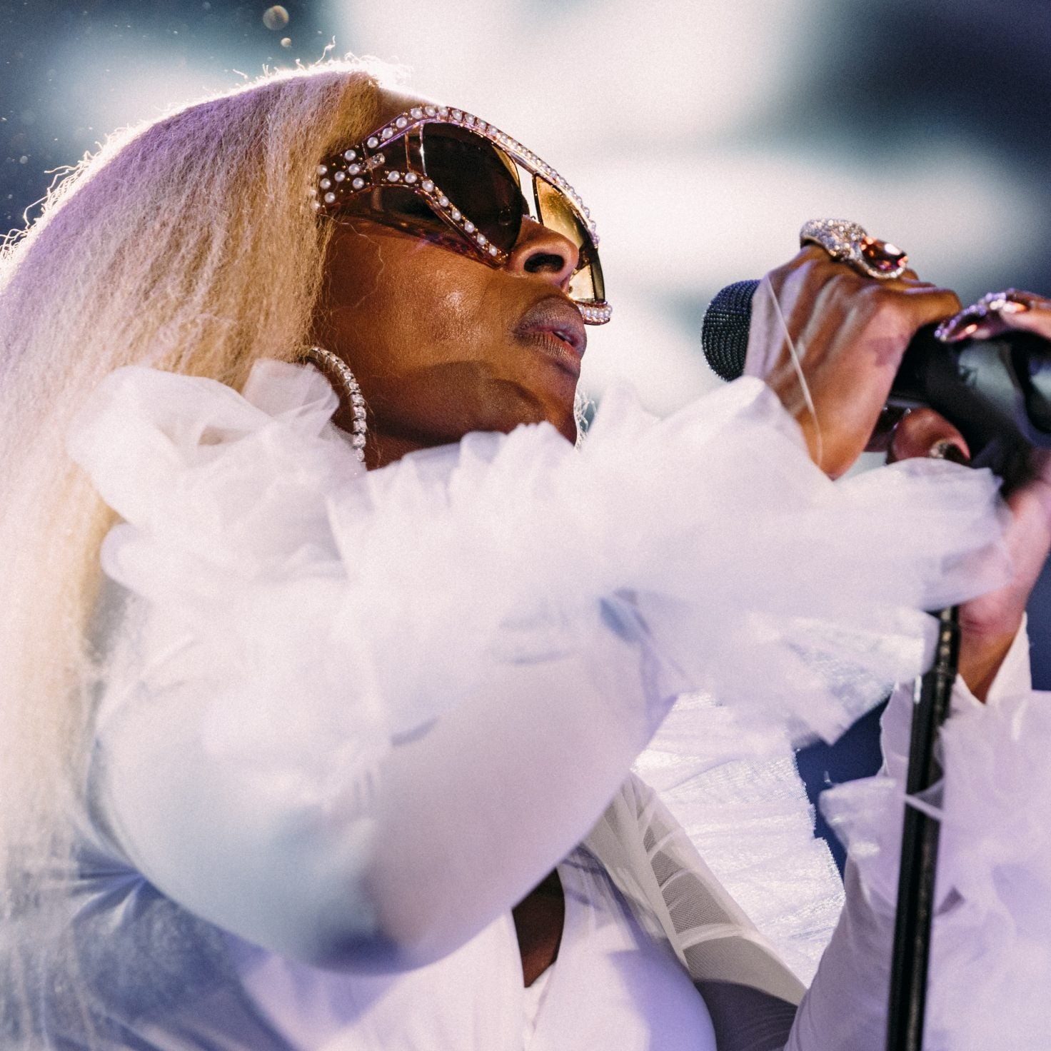 Mary J. Blige's Hottest Stage Looks From ESSENCE Festival