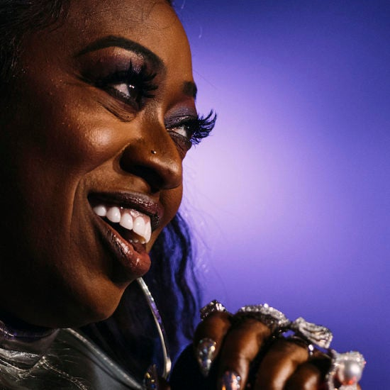 "Missy ""Misdemeanor"" Elliott Just Performed The Greatest Set On Earth"