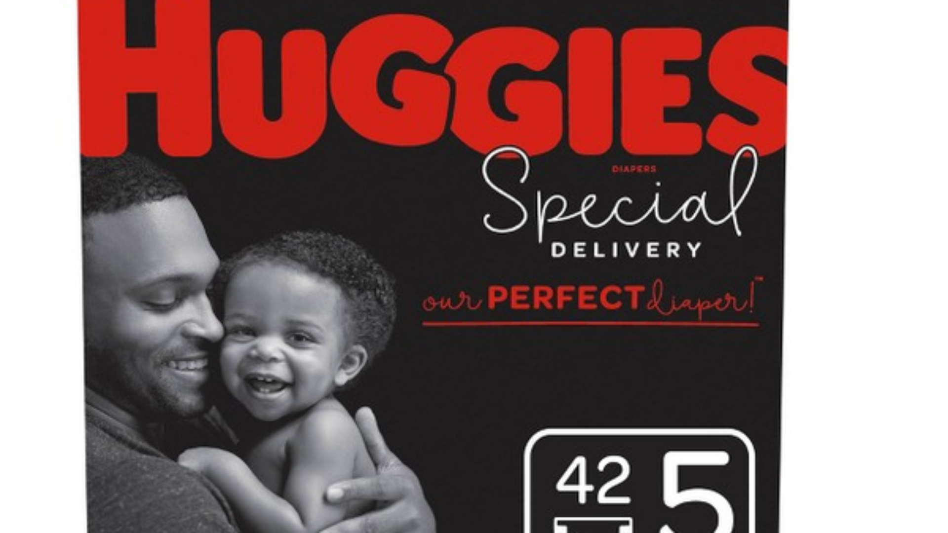 Huggies Uses Black Father On Its Packaging For The First Time