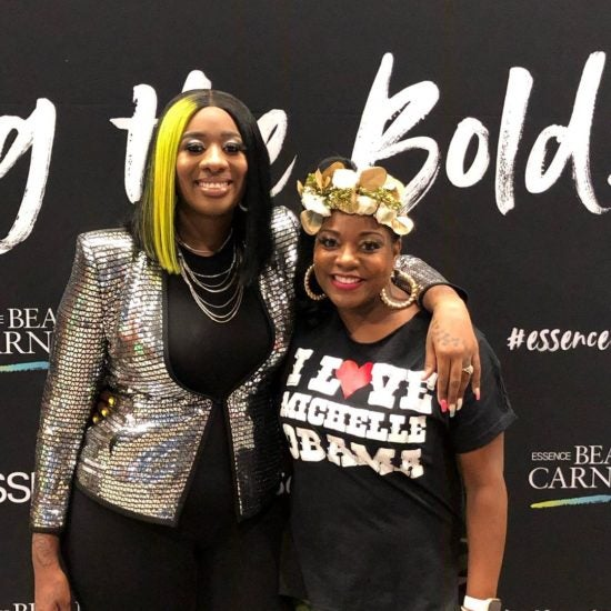 Supa Cent Announces New Foundation Line To A Sold-Out Essence Festival Crowd