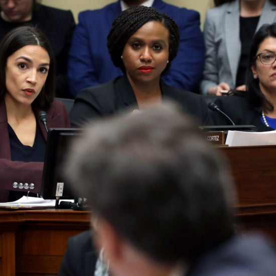 Opinion: Ocasio-Cortez Makes It Plain: Pelosi Is Being 'Outright Disrespectful' To 'Newly Elected Women Of Color'