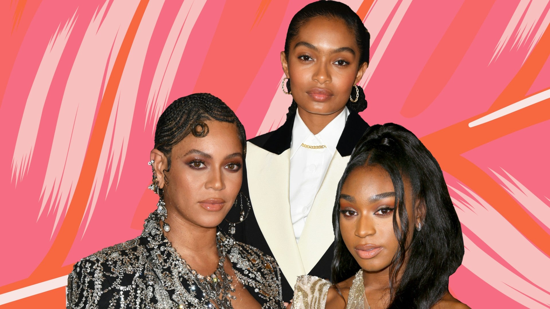 All The Amazing Hair From 'The Lion King' Premiere