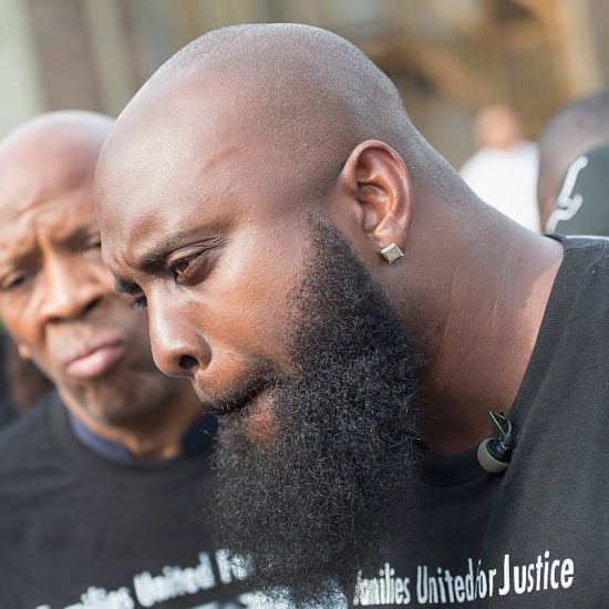 Mike Brown's Father To Call For Reopening Investigation Into Son's Death