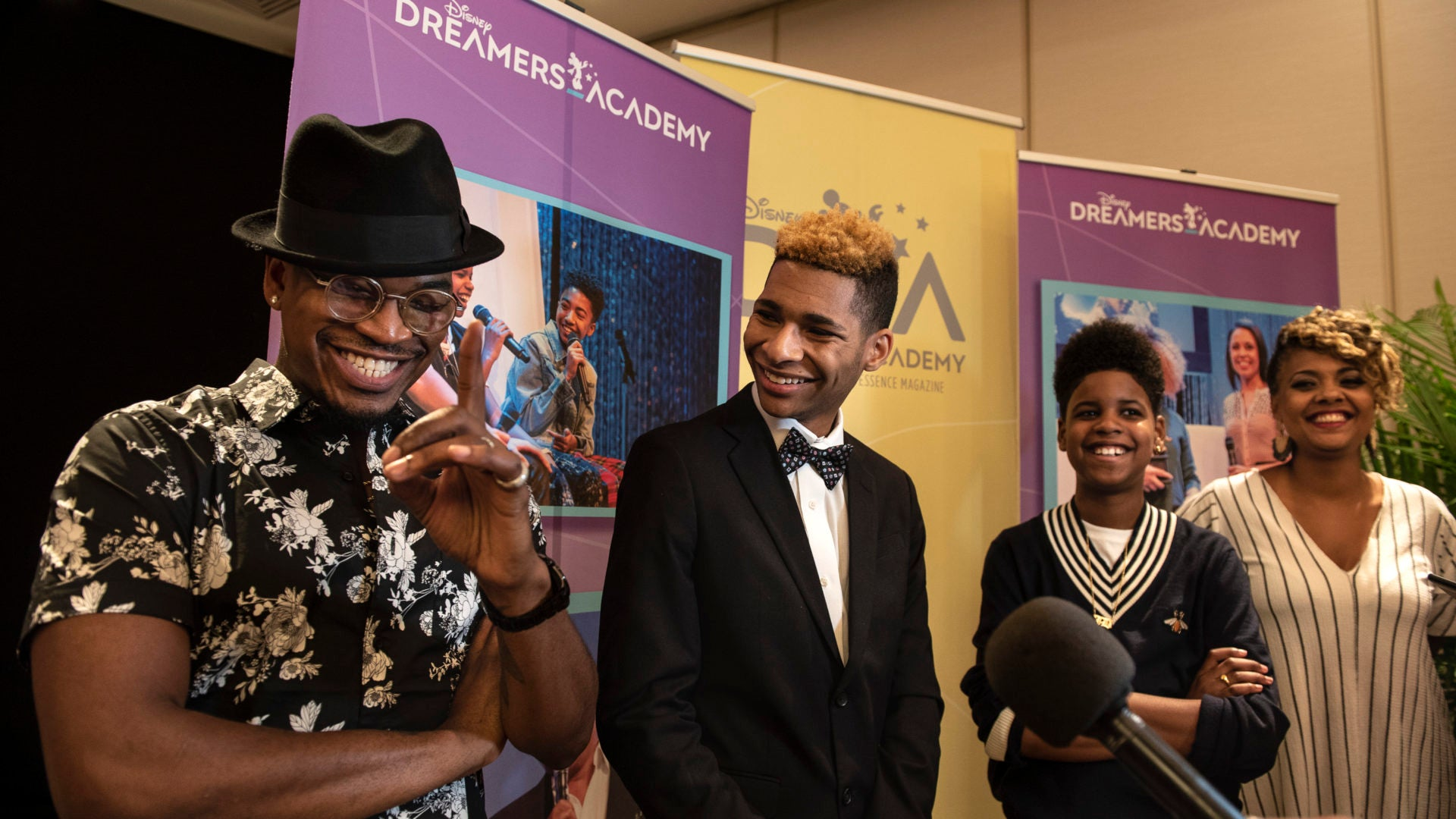 Ne-Yo Talks The Power of Mentorship At The National Association Of Black Journalist Conference
