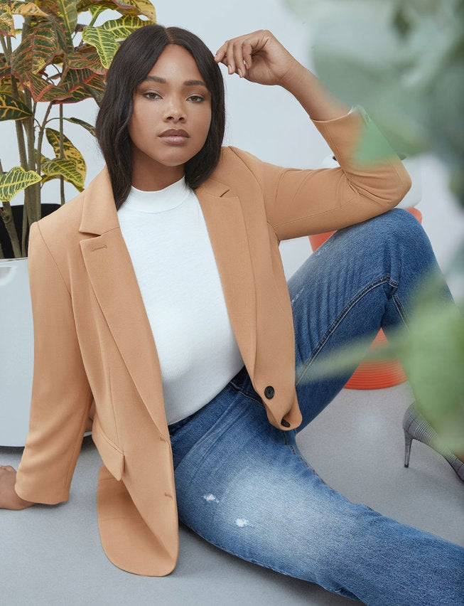 The Curvy Girl's Guide To Fall Denim