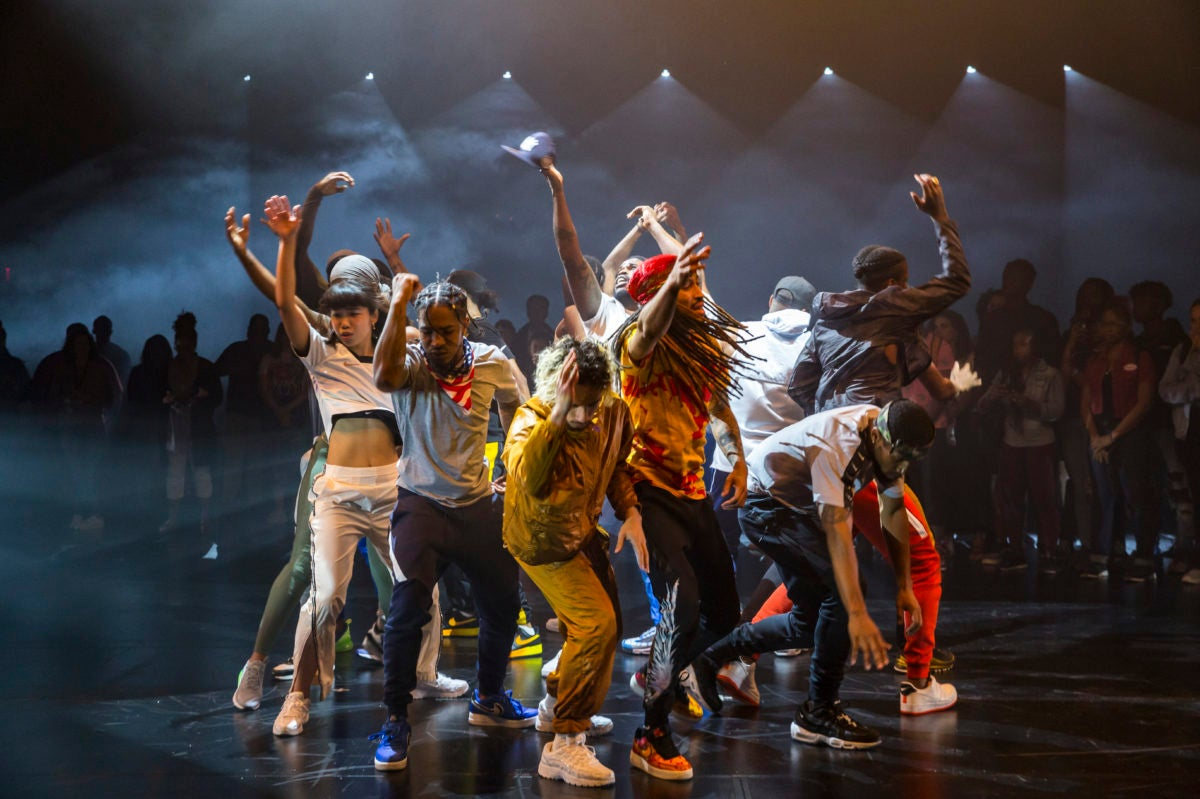 Street Dance Evolves From The Subway To Centerstage In The ...