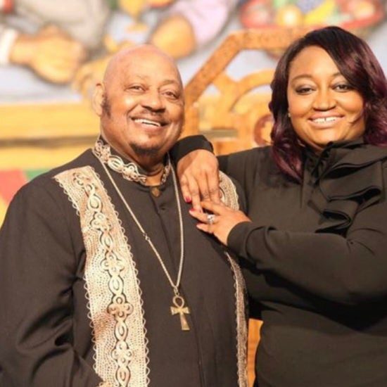 Standing Tall In Her Stilettos: A Daughter Becomes Pastor Of Her Father's Church