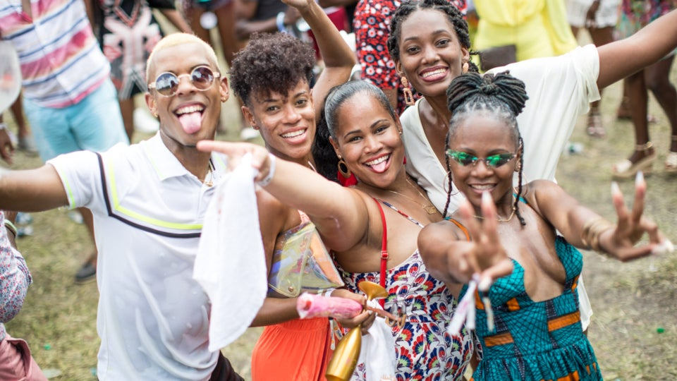 Fete Is We Name! Inside The Hottest Parties At Barbados Crop Over 2019