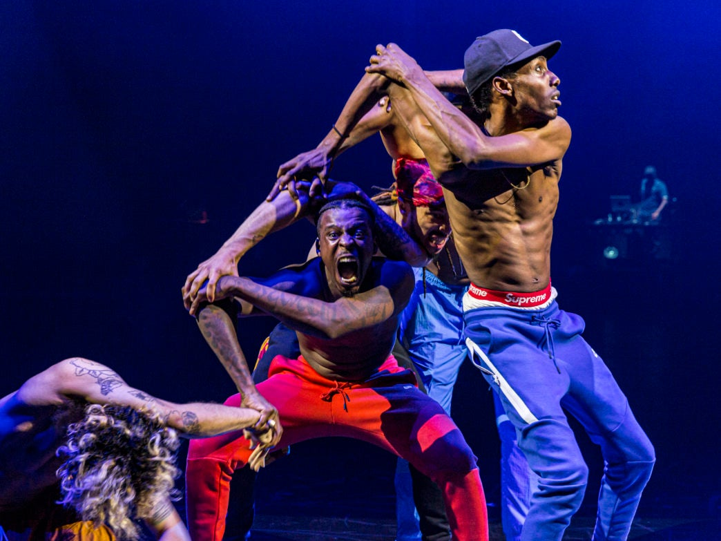 Street Dance Evolves From The Subway To Centerstage In The Powerful Performance 'Maze'