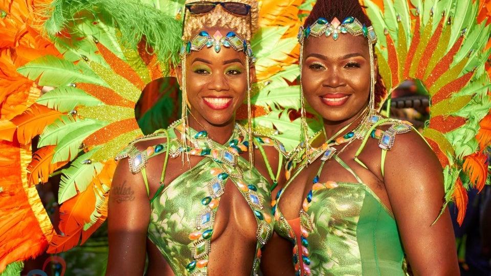 76 Photos That Prove Antigua Carnival Is Badder Than Bad