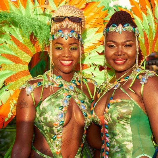 76 Photos That Prove Antigua Carnival Is Badder Than Bad