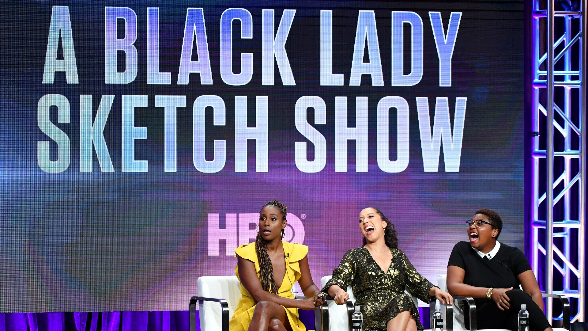 'A Black Lady Sketch Show' Is A Display Of Stunning Black Beauty