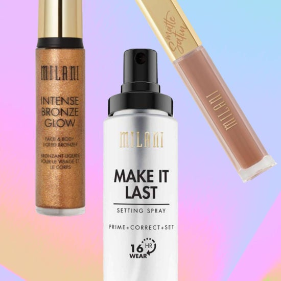 These Milani Cosmetics Best-Sellers Are On Sale Today Only!