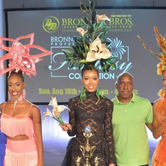 This Hair Look From The Bronner Bros. International Beauty Show Is One To Copy