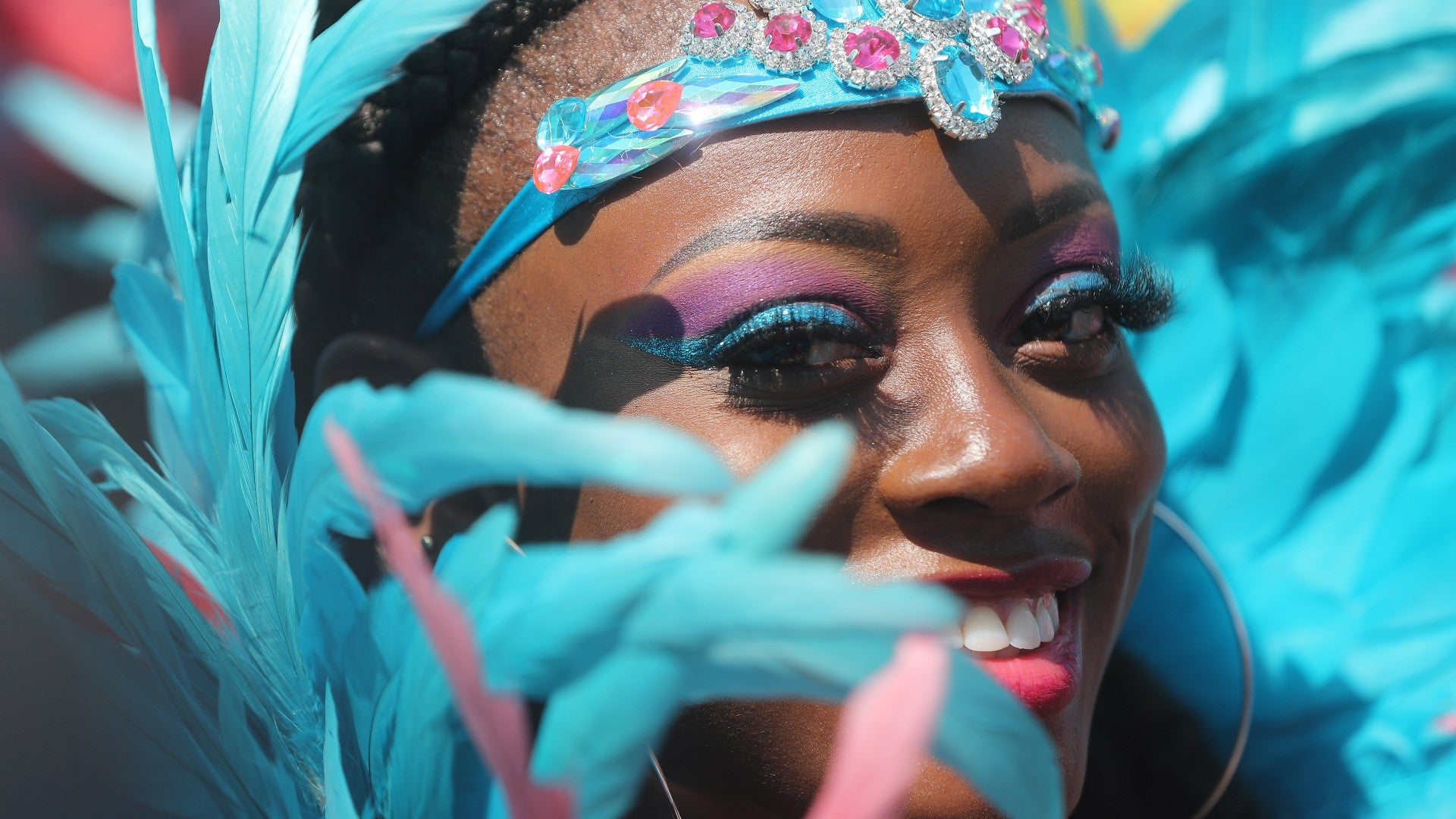 Hair And Beauty Moments From Caribana 2019