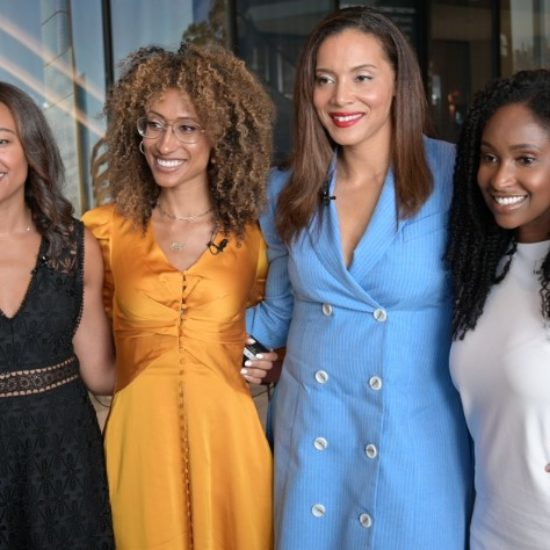 Elaine Welteroth Hosts Sephora's Color Up Close Panel On Beauty And Inclusion