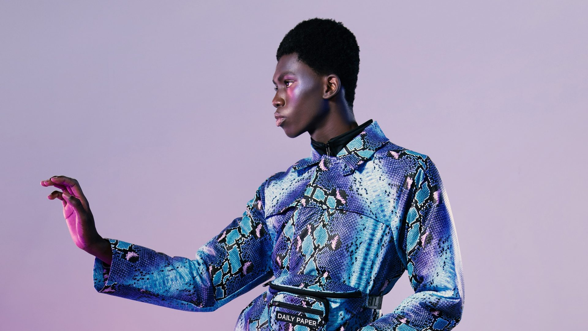 Daily Paper Launches Afrofuturism FW19 Collection