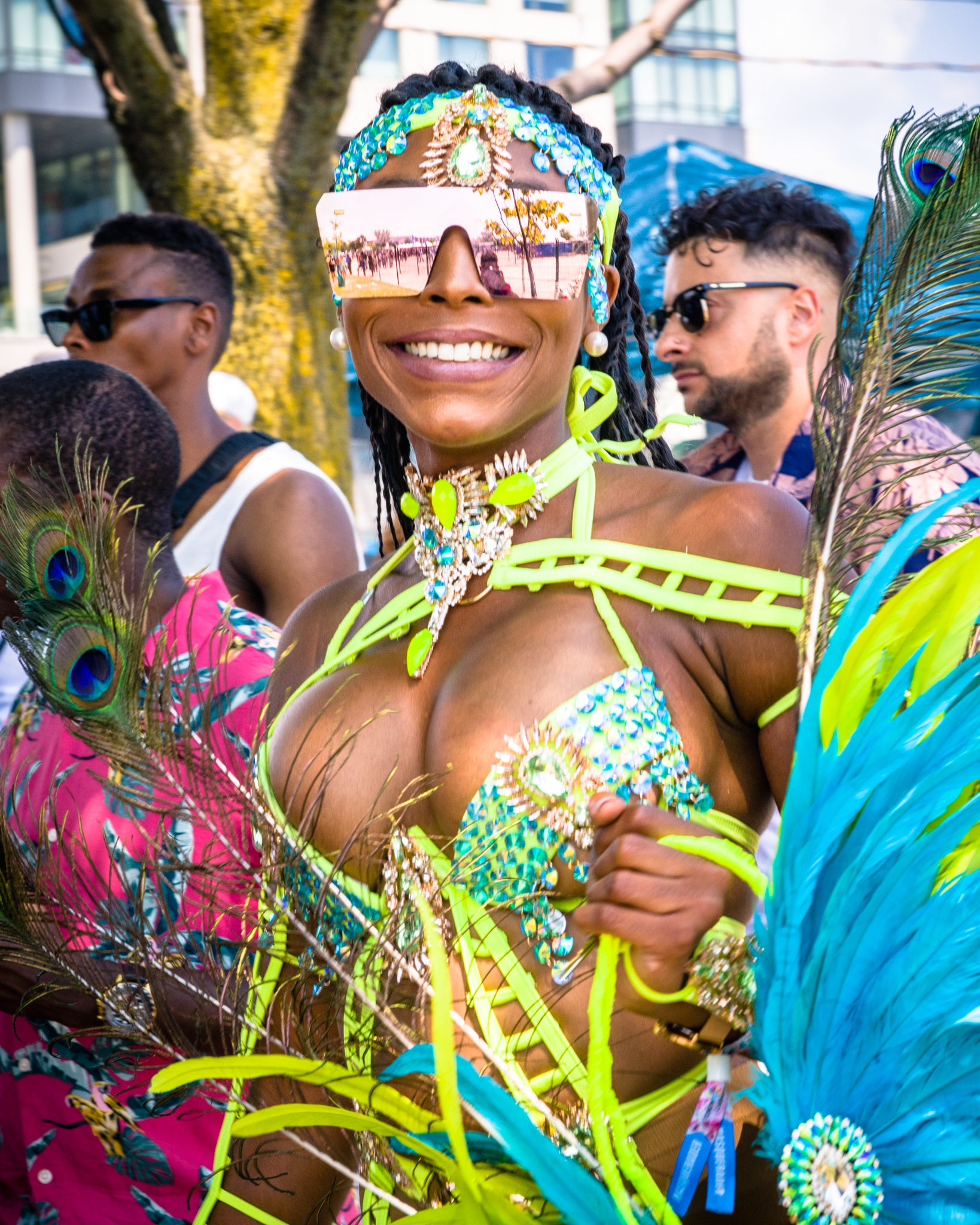 Hair And Beauty Moments From Caribana 2019 - Essence