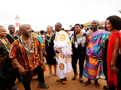 Airbnb Partners With NAACP To Promote Travel To Ghana For 'The Year of Return'
