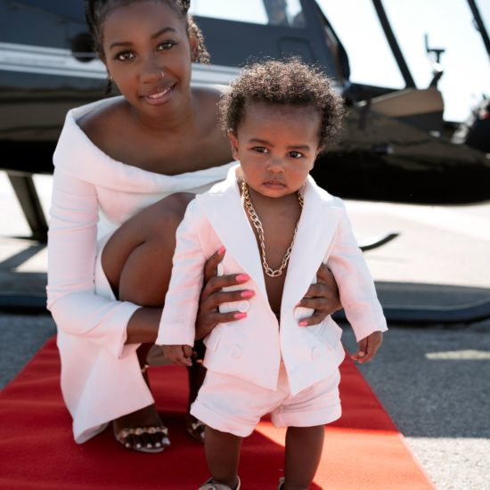 Shop Black: A Power PR Player Launches Adorable Mommy & Me Gear