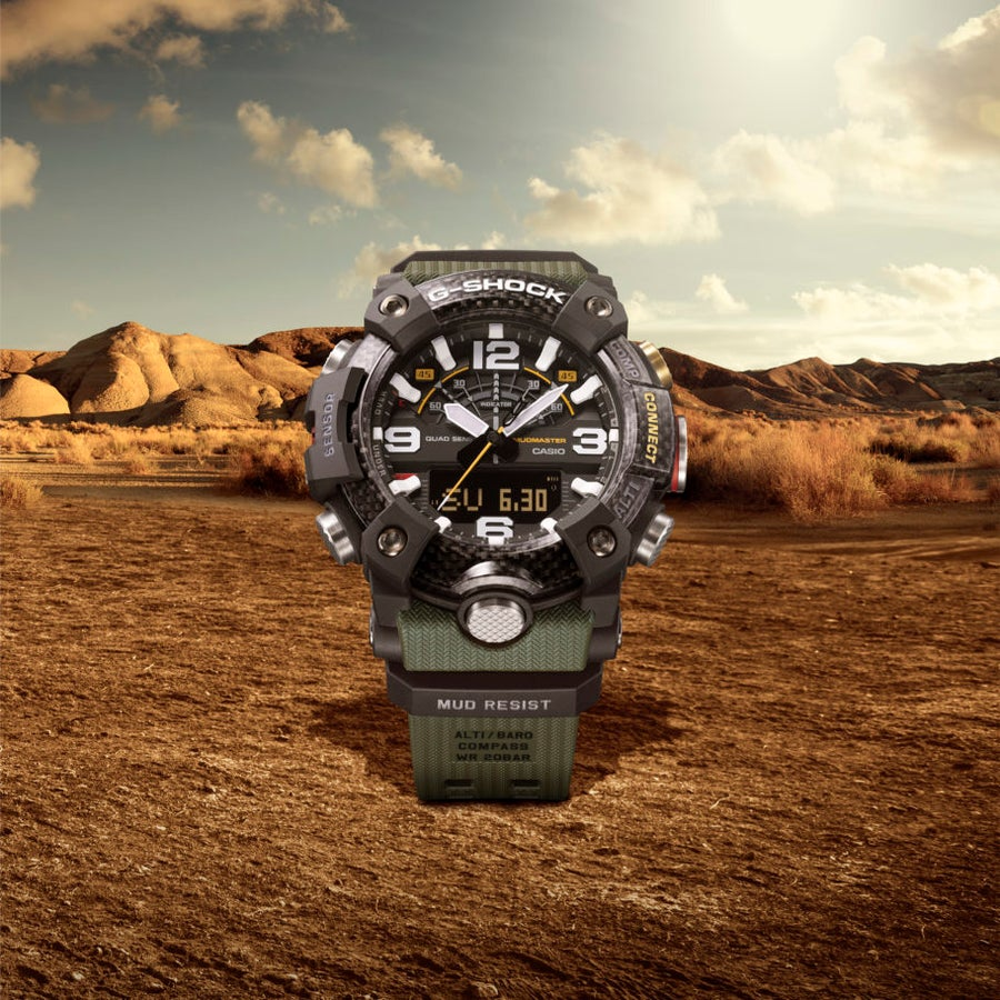 This ESSENCE Editor Put G-SHOCK's New MUDMASTER To The Test
