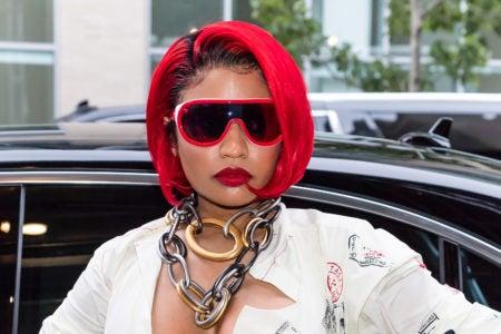 Nicki Minaj And Joe Budden Get Into Shouting Match On 'Queen Radio'