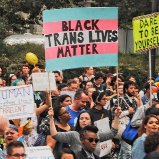 We Must Do Better Fighting For Black Trans Lives