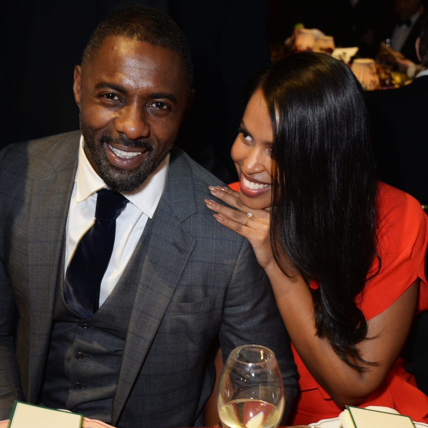 You Can Stop Wondering. This Is The Type Of Husband Idris Elba Is