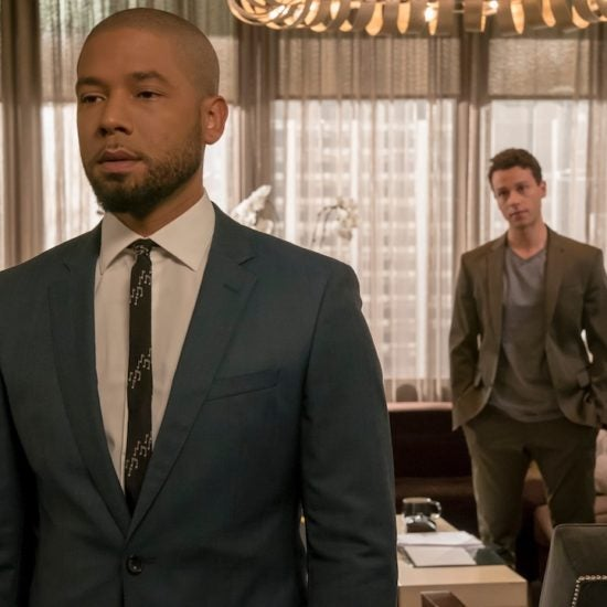 Fox CEO Says Jussie Smollett Will Not Return For Final Season Of 'Empire'
