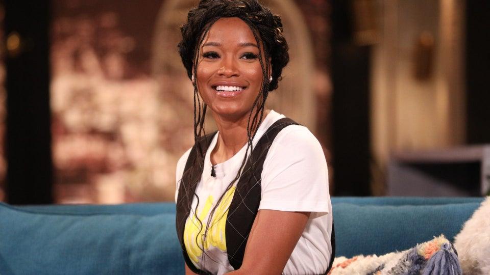 Keke Palmer To Add Dose of Black Girl Magic To 'Strahan and Sara' As Third Co-Host