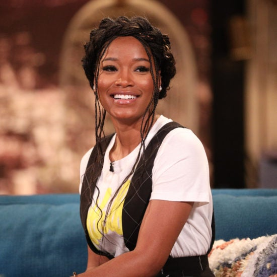 Keke Palmer To Add Dose of Black Girl Magic To 'Strahan and Sara' As Third Co-Host