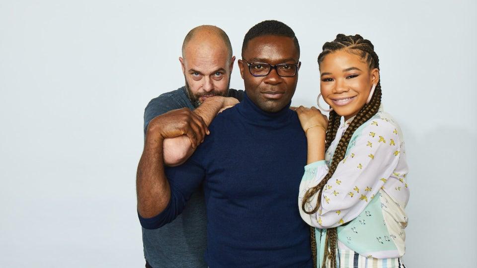 David Oyelowo Calls 'Don't Let Go' Costar Storm Reid A 'Natural' Talent