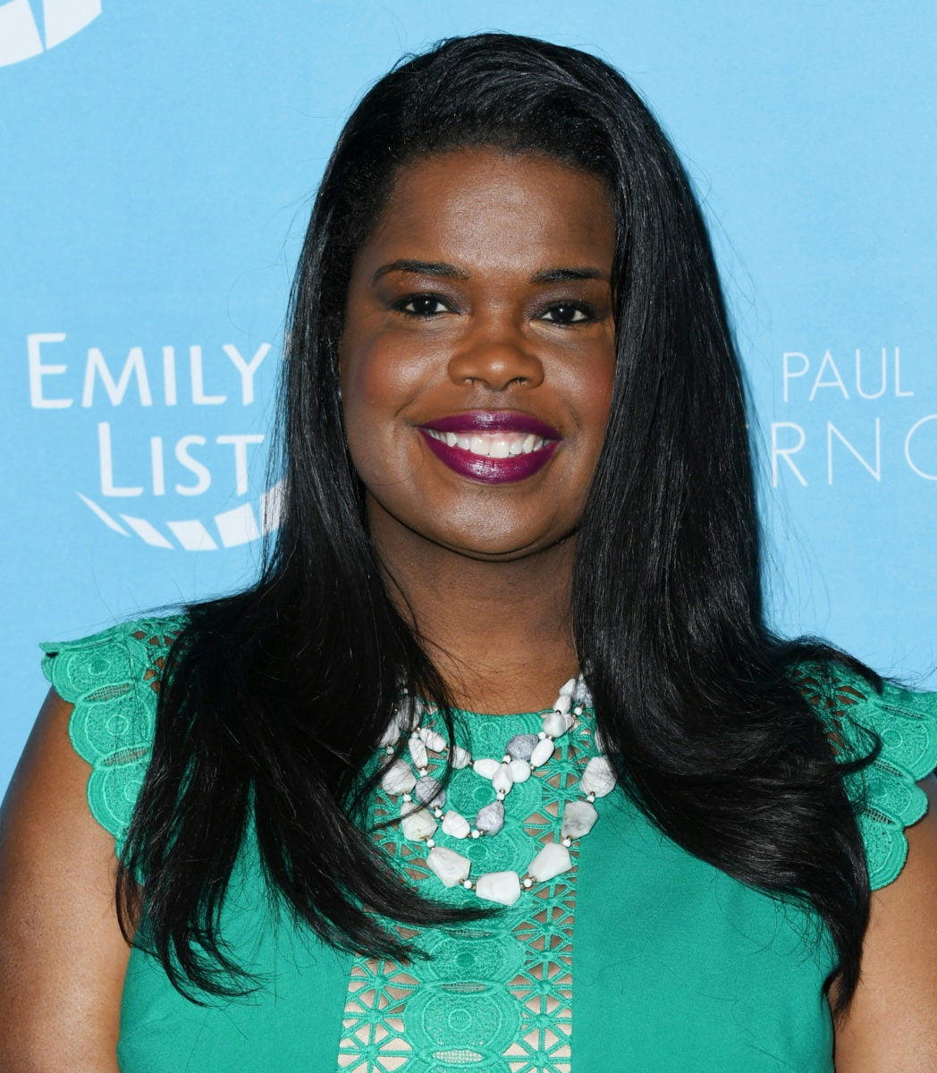 Kim Foxx, Cook County State's Attorney attends Emily's List luncheon