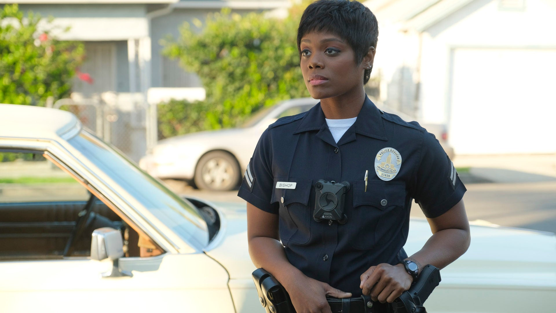 'The Rookie' Actress Afton Williamson Quits Show After Alleging Racial Discrimination, Sexual Harassment