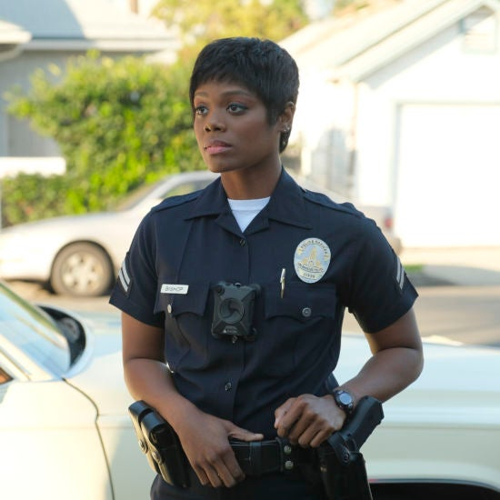 'The Rookie' Actress Afton Williamson Quits Show After Alleging Racial Discrimination And Sexual Harassment