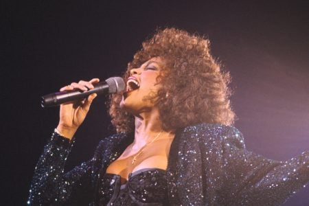 11 Whitney Houston T-Shirts You Can Rock To Celebrate Her Life ...
