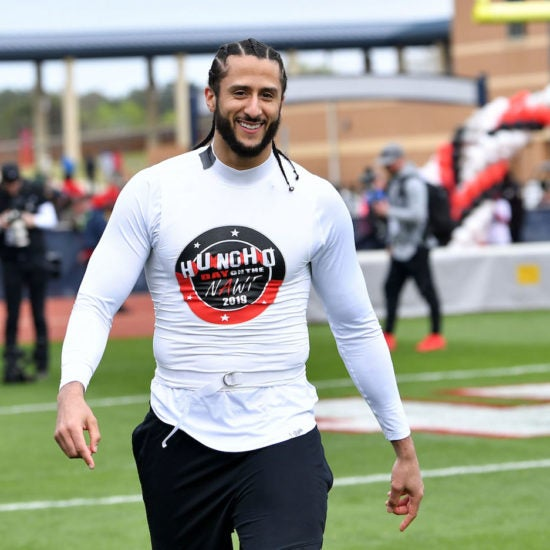 It's Been Over 850 Days Since Colin Kaepernick Played In The NFL, But He's Never Stopped Training For His Return