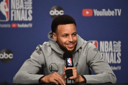 Steph Curry To Help Launch Men And Women's Golf Program At Howard University