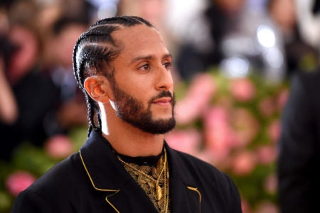 Colin Kaepernick Taps Ava DuVernay, Yara Shahidi, And More For Know Your Rights Campaign