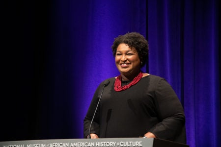 Stacey Abrams Launches Initiative To Fight Voter Suppression ...