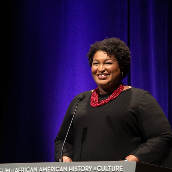Stacey Abrams Launches Initiative To Fight Voter Suppression