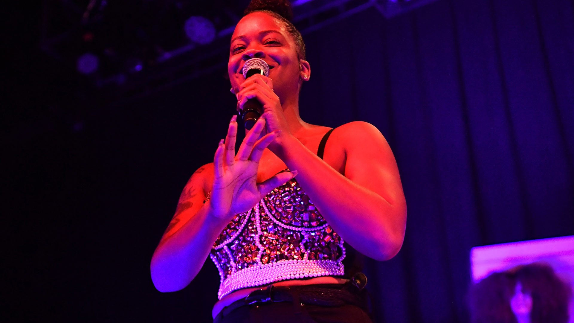 Ari Lennox Hopes New Music Provides 'A Little Happiness' To The World
