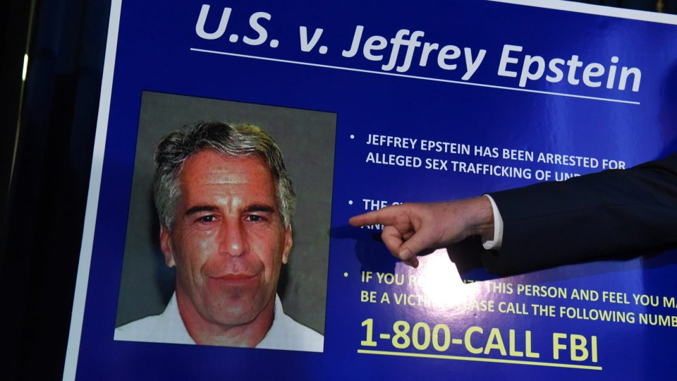 Jeffrey Epstein Is Dead By Apparent Suicide