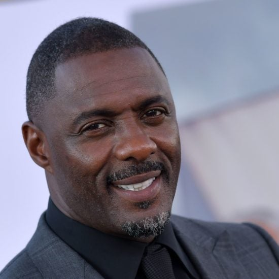 Idris Elba Tests Positive For Coronavirus: 'It Sucks'