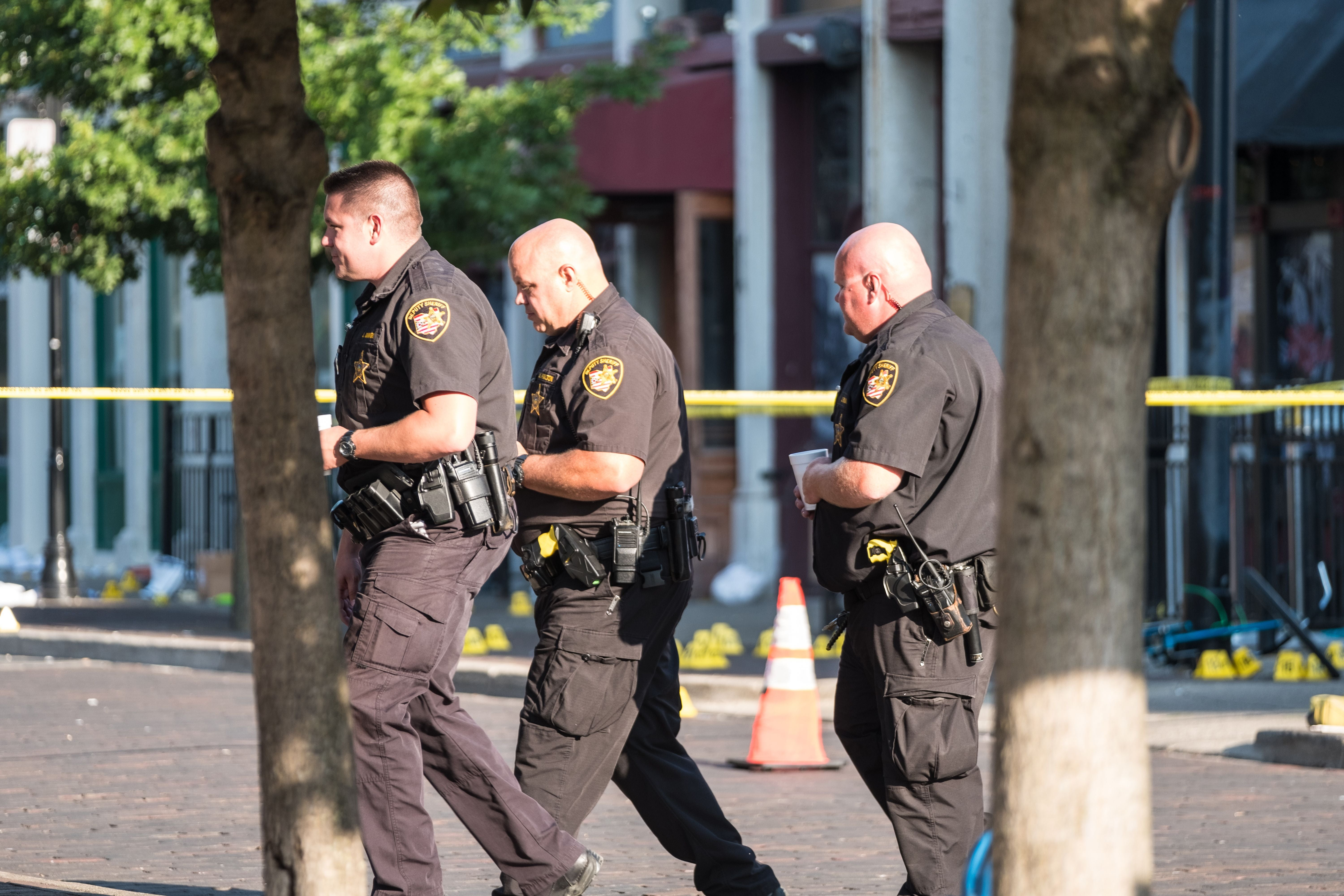 Two Cities, Two Mass Shootings In Less Than 24 Hours